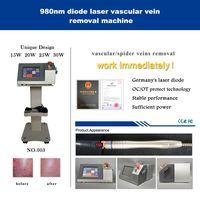980nm vascular vein removal machine-Silver version
