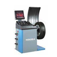 Full automatic car wheel balancer