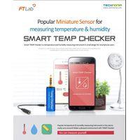 Smart TEMP Checker (temperature, humidity measuring instrument) thumbnail image