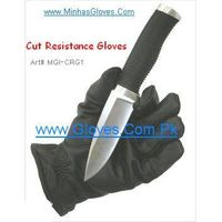 Special Cut Resistance Gloves With Kevlar & Spectra