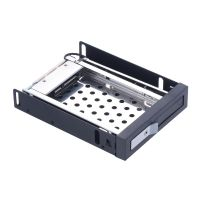 "Tool-less Design 2.5""inch Hard Drive HDD&SSD Case For Floppy Bay Internal Mobile Rack Enclosure With"