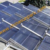 CUCGT solar water heater collector thumbnail image