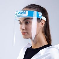Wholesale medical safety face shield eye protective face cover stylish face shield for sale