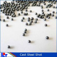 Top rank steel shot S460/1.4mm-shot peening