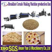 Multi-Functional Breakfast Cereal/Corn Flakes Production Line