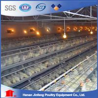 3,4,5,6tiers cage chicken cages for breeding thumbnail image