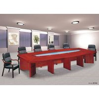 conference tables, wood conference tables, meeting tables, meeting desks, office furniture thumbnail image