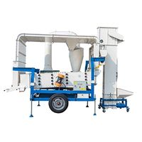 5XZC-7.5DS Seed Cleaner and Grader With Double Air Cleaning System thumbnail image