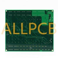 China 2 Layers Rigid PCB costs