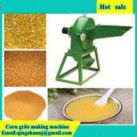 maize grits making machine