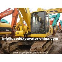 Komatsu excavator PC200-6 for sale in China