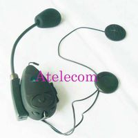 Wireless 500m bluetooth interphone with fm for motorcycle thumbnail image