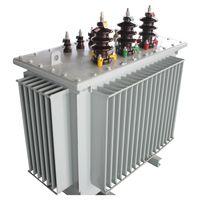 Energy-Saving Copper Winding 11kv/33kv Oil Immersed Transformer, 10-2500kVA Power Transformer thumbnail image