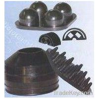 rubber corrugated diaphragm