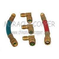 Refrigeration Parts Auto Charging Hoses Adapter CH-135 thumbnail image