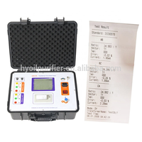 Fully Automatic Transformer Turns Ratio Meter TTR Tester Variable Ratio Group Detector thumbnail image