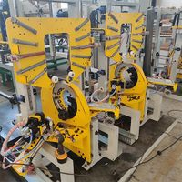 Double-station Automatic Tire Bead Wrapping Machine thumbnail image