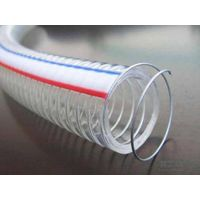High Pressure Sprial Steel Wire PVC Hose for Irrigation thumbnail image