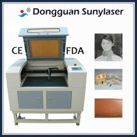 High Precise Laser Engraver for Acrylic Wood Rubber