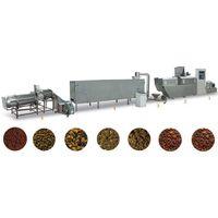 Pet food processing line Animal food machine