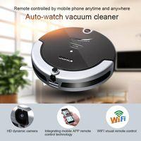 KVC5 wifi visual auto vacuum cleaner