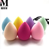 Women makeup Sponge Cosmetic Puff Foundation beauty tools Smooth sponge to make up Powder Puff make