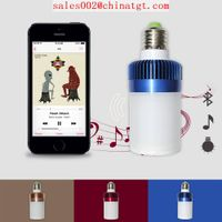 hot selling bluetooth led speaker bulb