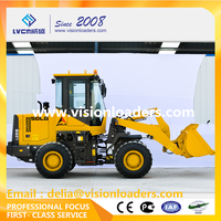 SDLG Mini loader LG918 small tractor wheel loader for sale