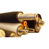 Packaging Industry Rubber Rollers