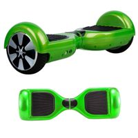 China 6.5 Inch Green 2 Wheels Electric Self Balancing Scooter