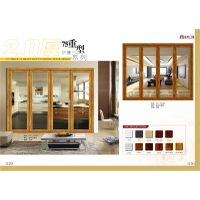 European Style Fuxuan Aomiao Series Sliding Door Fo Rinterior Decoration