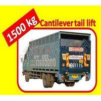 AZH hydraulic tail lift