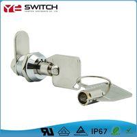 Tubular Keys Cam Lock Key Switch Lock thumbnail image
