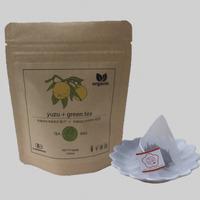 Organic Yuzu + Green tea thumbnail image