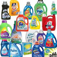 BREF 360ml Lemon WC Cleaning Gel, CIF 500ml/720g Bleach Cream, DUCK 750ml Marine Toilet Cleaner, AJA