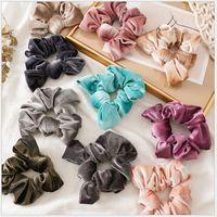 Velvet Scrunchies for Hair, Hair Scrunchies for Women, Scrunchy Hair Bands
