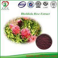 Factory Bulk Supply Rhodiola Rosea Extract