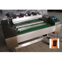 DZ1000 Continuous Type Seeds Herbs Vacuum Packing Machine