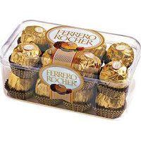Ferrero rocher chocolate thumbnail image