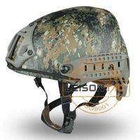Tactical Helmet with ISO standard for riot and security Professional Supplier