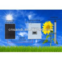 2200W MPPT, VFD(Variable Frequency Drive) solar pumping inverter for solar pump system with CE certi
