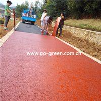 Go Green Color Asphalt Sealer Coating