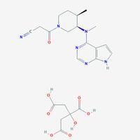 Tofacitinib citrate API & Intermediates thumbnail image