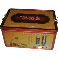 tin wine box