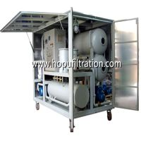 Super High Voltage Transformer Oil Purifier