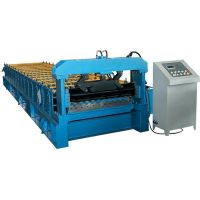 steel roof wall forming machine