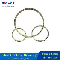 KD140XP0 Inch Size Thin Section Open Bearings Size 355.6 X 381 X 12.7 Mm Cross Section 12.7 X 12.7 M