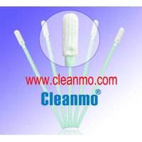 Cleaning polyester knitted Swab for electronic industry