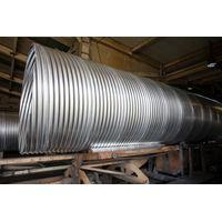 PE coated Steel corrugated pipe