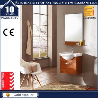 Top Selling Modern Simple Melamine Bathroom Vanity Unit